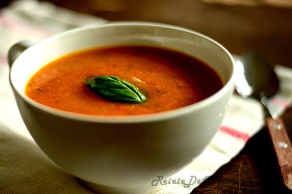 supa crema legume