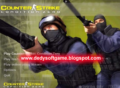 Counter Strike (CS) 1.6 - Full Cracked - Free Download Shooter PC Game and Cheat Code