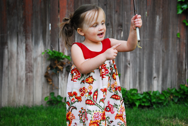 how to make a simple sundress