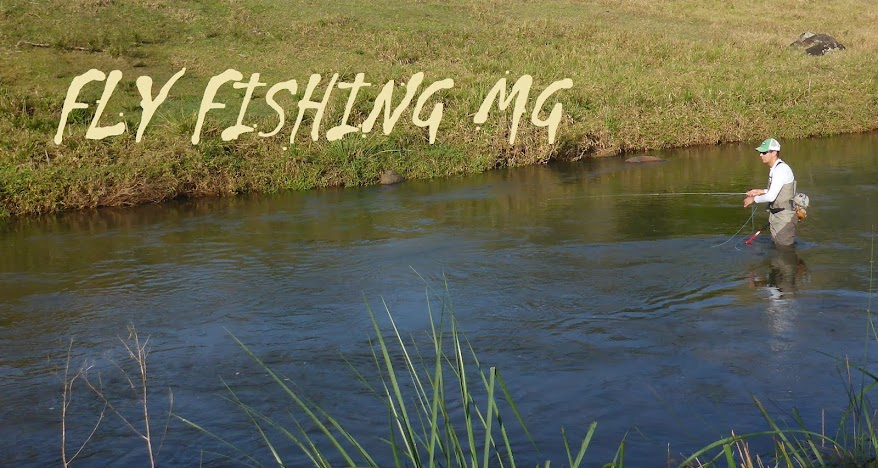 TRALHA & PESCA - FLY FISHING MG