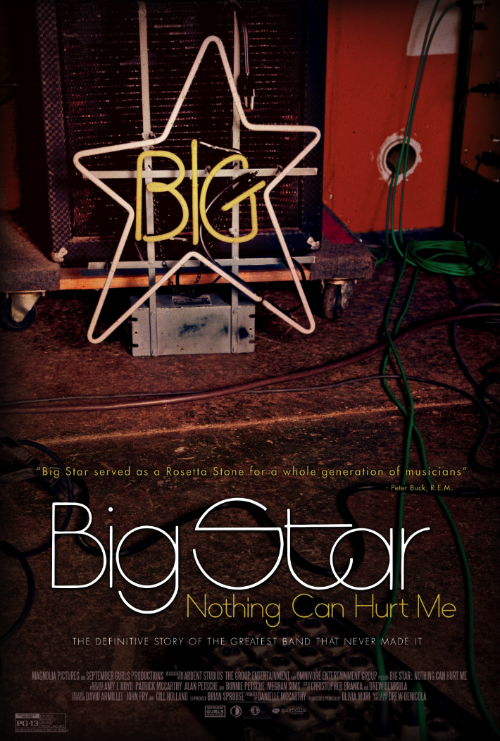 Big Star: Nothing Can Hurt Me (2013) Online