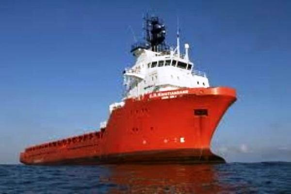 Kapal laut PT Wintermar Offshore Marine Tbk. MARITIME LINE