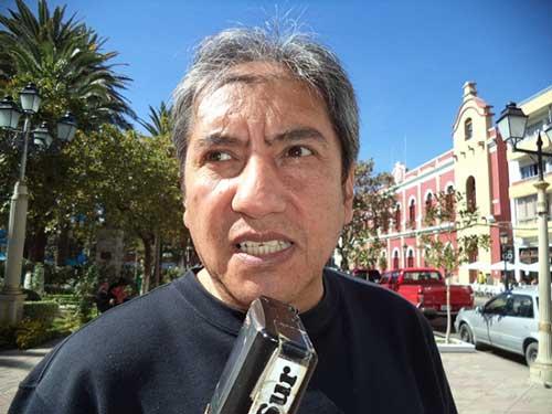 Barrientos pone en duda realización de la Exposur 2015