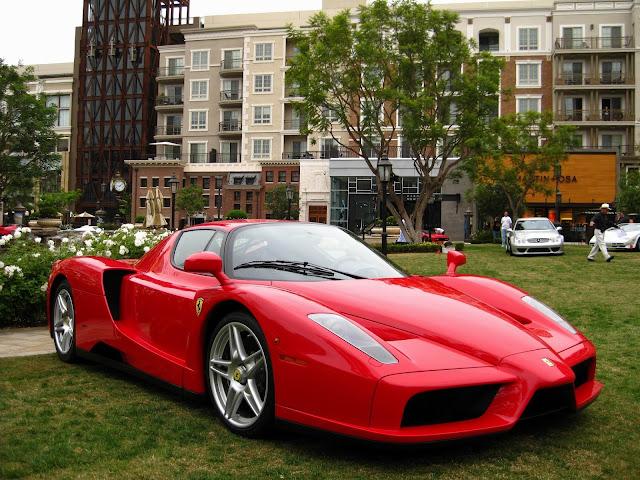 Gambar Mobil Sport Ferrari Enzo 18