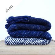 Wool Sofa Blanket | TexturableDecor