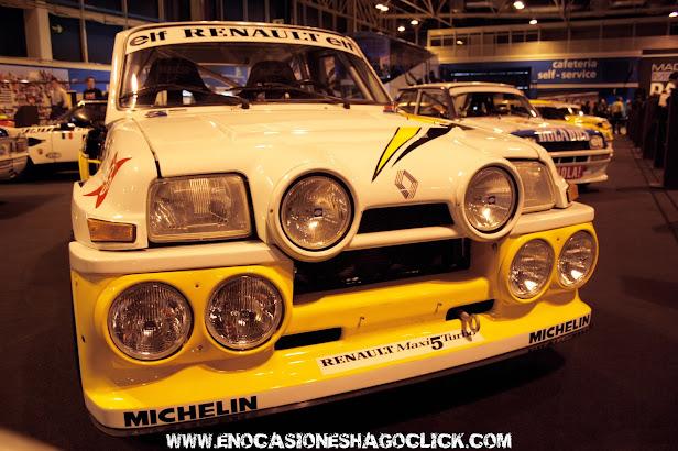 Renault 5 Maxi Turbo Grupo B