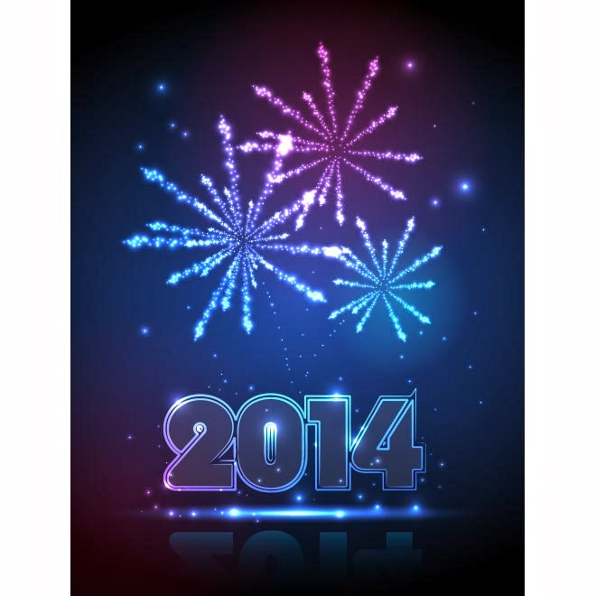 Free Happy New Year Vector Graphics