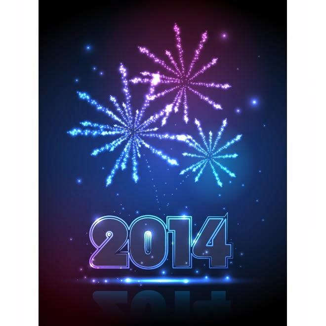 Free Happy New Year Vector Graphics
