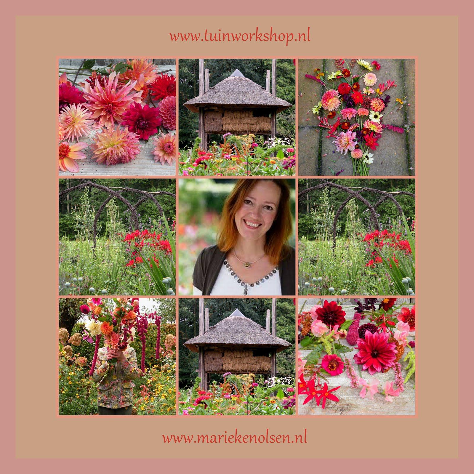 Tuinworkshop: Bloemen Pluktuin