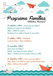 PROGRAMA FAMÍLIAS   HISTÓRIAS AOS SÁBADOS