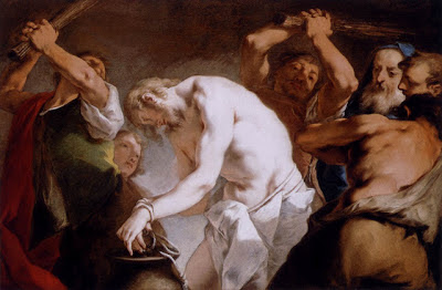 La Flagelación de Cristo - Nicola Grassi