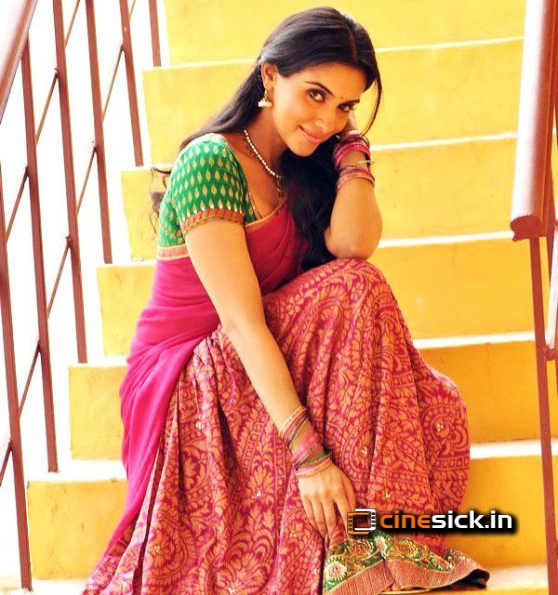 asin in saree. asin in saree