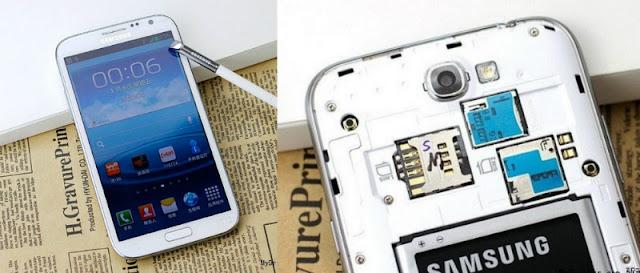 Samsung Galaxy Note 2 Dual SIM