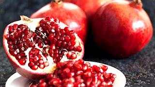 amalan sunnah, makanan kegemaran rasulullah, barli, madu, buah tin, kurma, delima