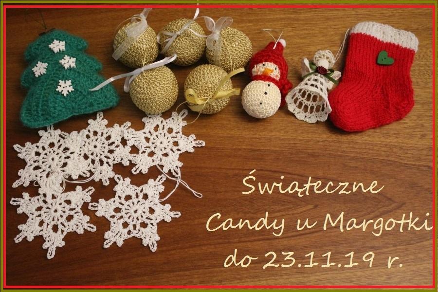 Świąteczne Candy u Margotki