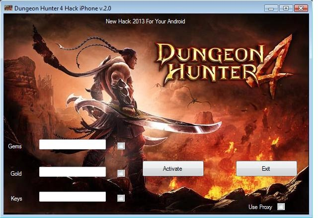 Dungeon Hunter 4 Читы Android
