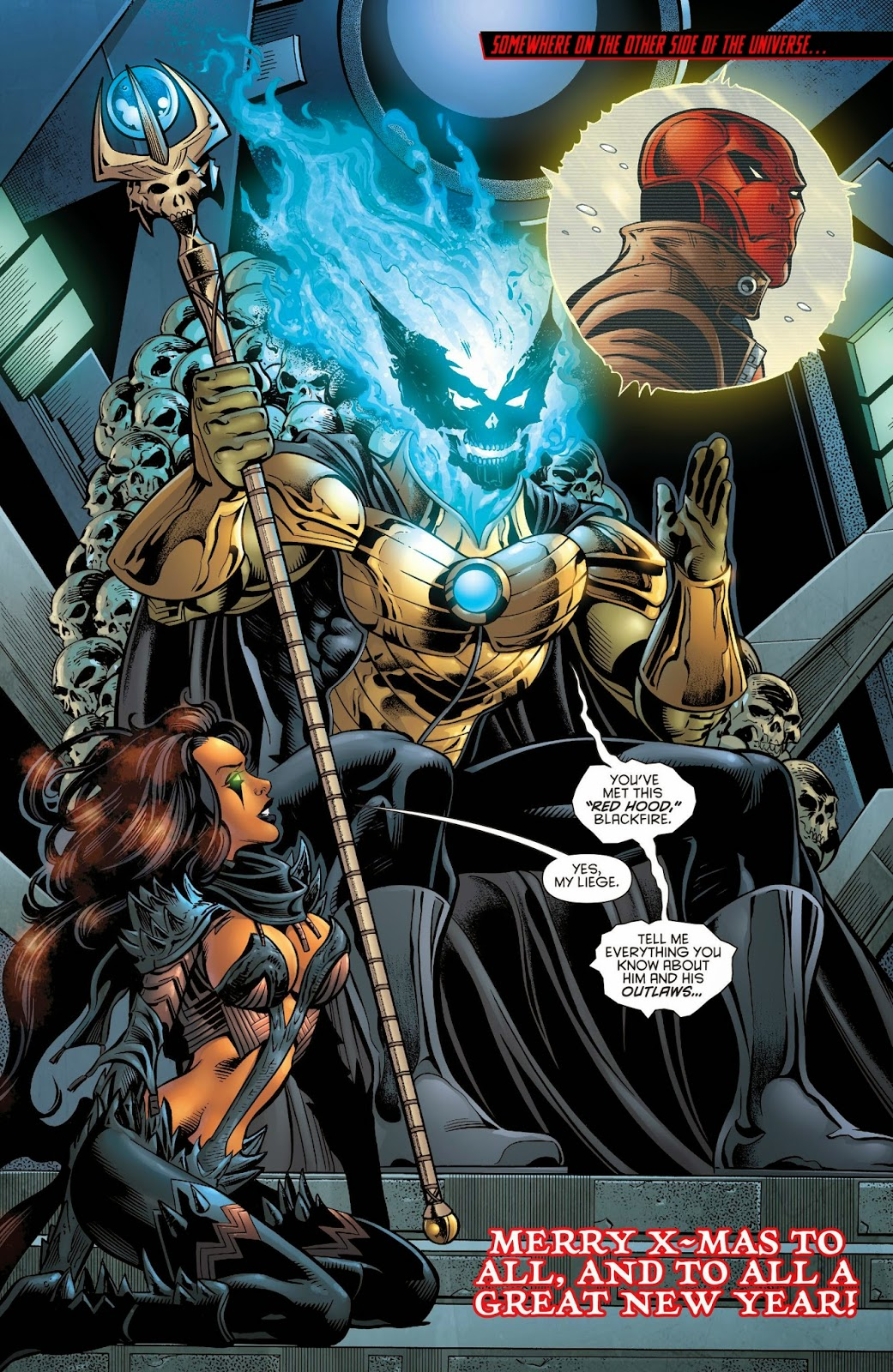 Weird science dc comics red hood and the outlaws annual 2 review weird science dc comics red hood and the outlaws annual 2 review and spoilers sciox Images