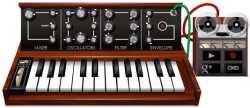 Doodle del sintetizador de Robert Moog: aprendiendo a utilizarlo (video)