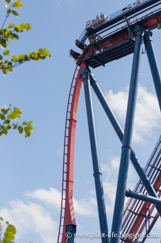 Piloting life a day at busch gardens in tampa - Busch gardens tampa roller coasters ...