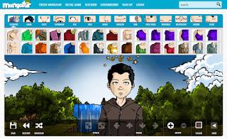 Mangator для бесплатного создания аватарок онлайн