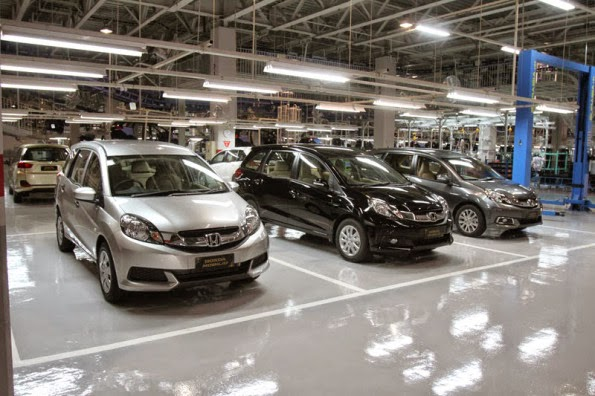 Honda Mobilio Ready Stock