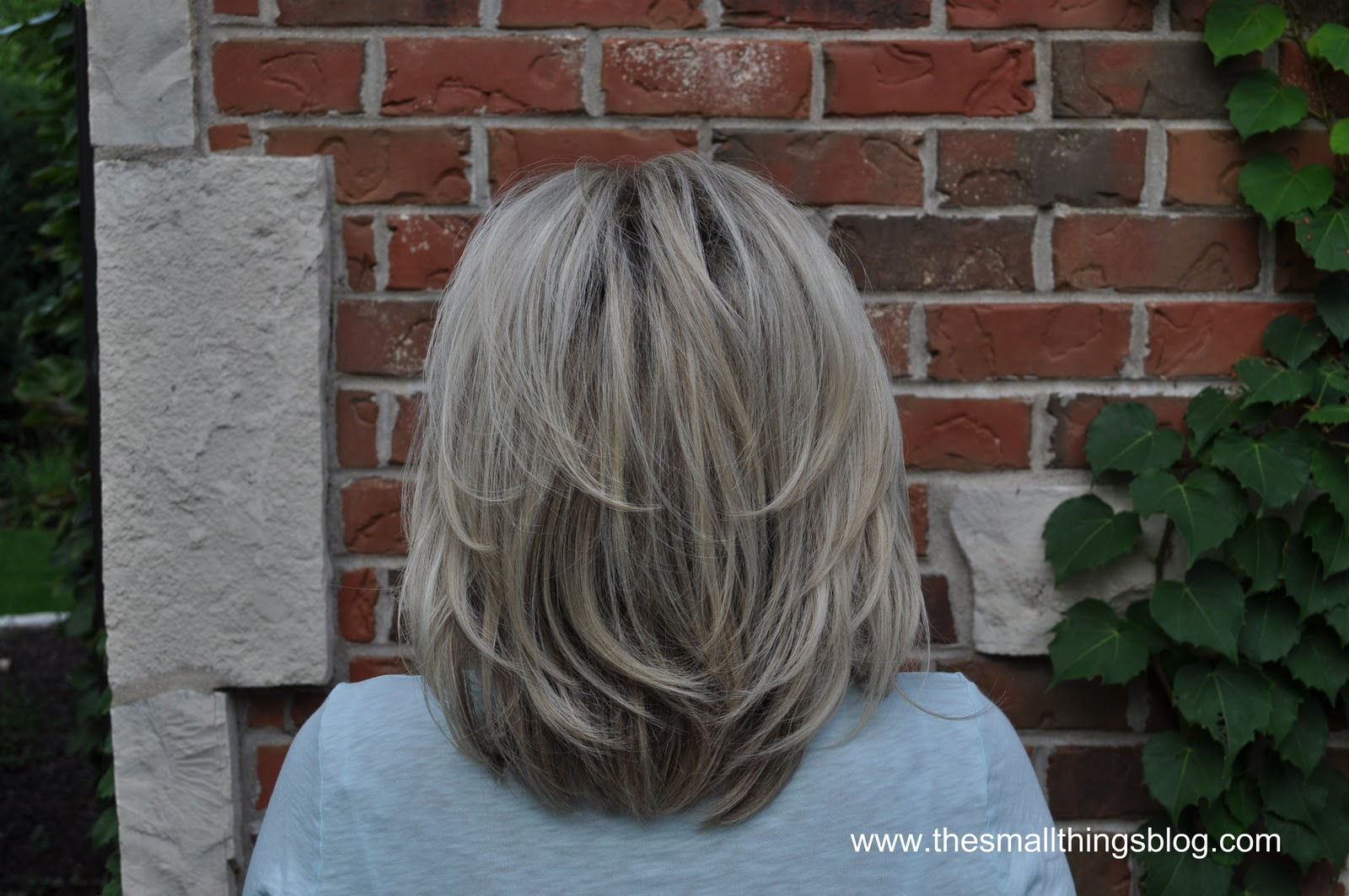 My Haircut - The Small Things Blog