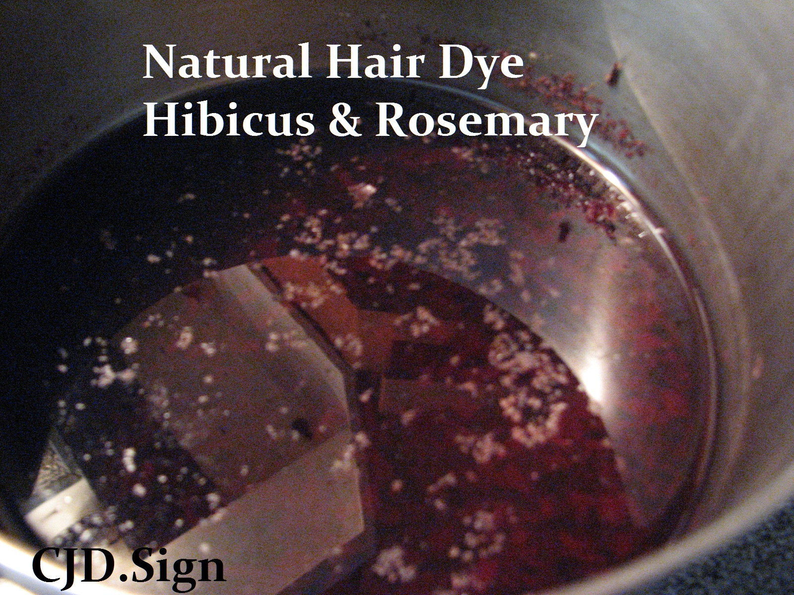 Beauty Tuesday Hibiscus And Rosemary Hair Dye Or Rinse