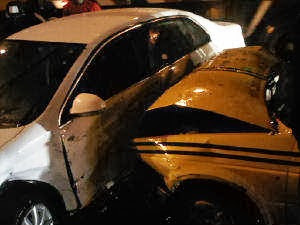 tunde ednut car accident lagos