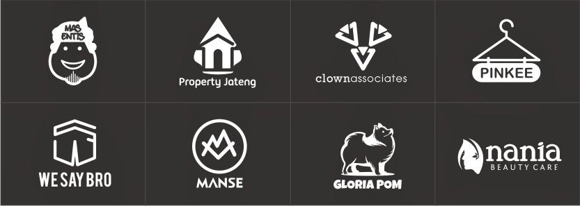 Desain logo, contoh desain logo, logo, brand identity, merek