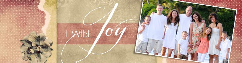 I Will Joy