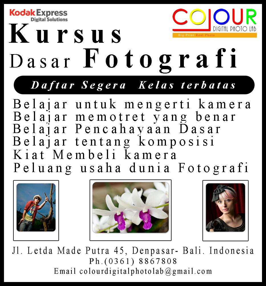 kodak express photo lab denpasar bali indonesia cetak foto