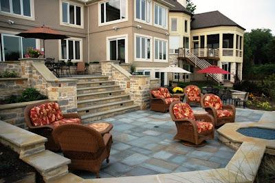 Muebles para patio y jardines patios y jardines for Muebles para patio y jardin