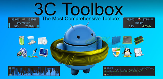 3C Toolbox Pro v1.6.10 Apk Miki