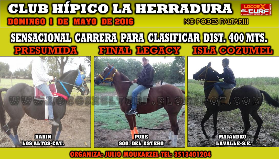 1-05-16-HIP. LA HERRADURA-CLASIFICAR