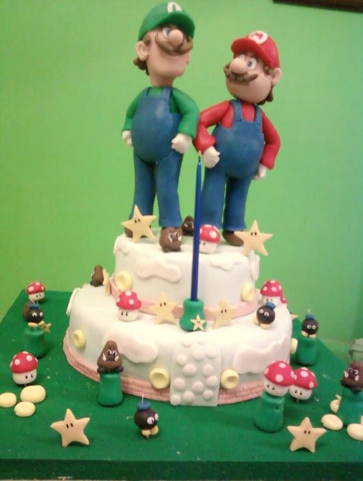 Mario Bros y Luiggi
