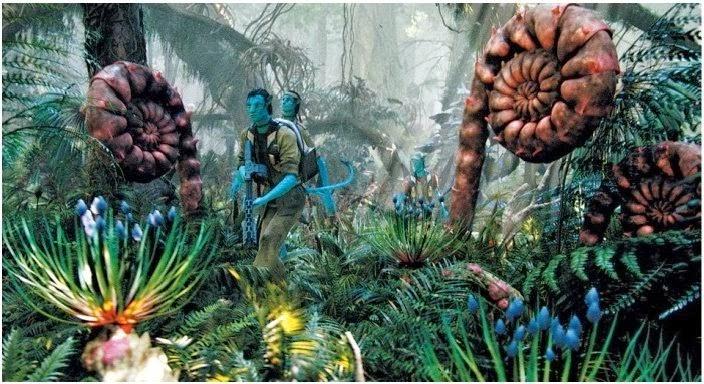 Planet Pandora From Avatar