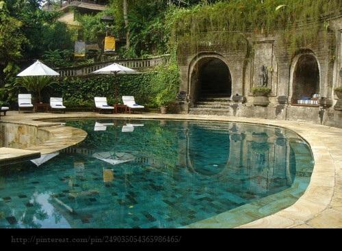 Ren e finberg 39 tells all 39 in her blog of her adventures for Knebel design pool ug