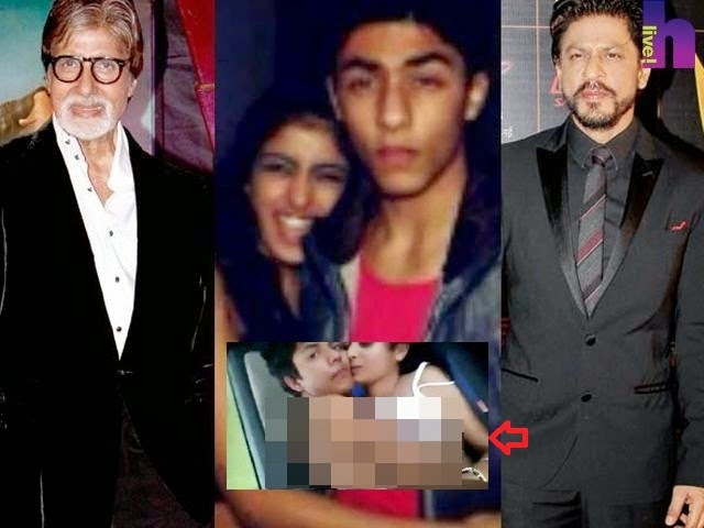 Video 2 Gambar anak Shahrukh Khan terlibat Skandal Vide0 S eks tersebar