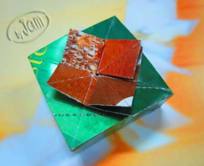 วิธีพับกล่องเ้ล็ก กล่องใส่ของที่ระลึกน่ารัก  วิธีพับโอริกามิ โอริงามิ  diy dobrar papel origami flor caixa tampa bonito, como caixa de lembrança DIY раз бумаги оригами цветок коробку крышкой мило, как сувенирную коробку