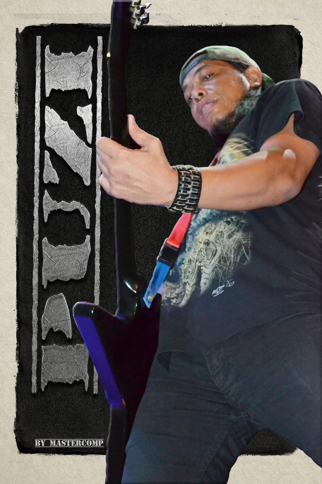 Pojie Aisunam - Vokal & Guitarist Poster