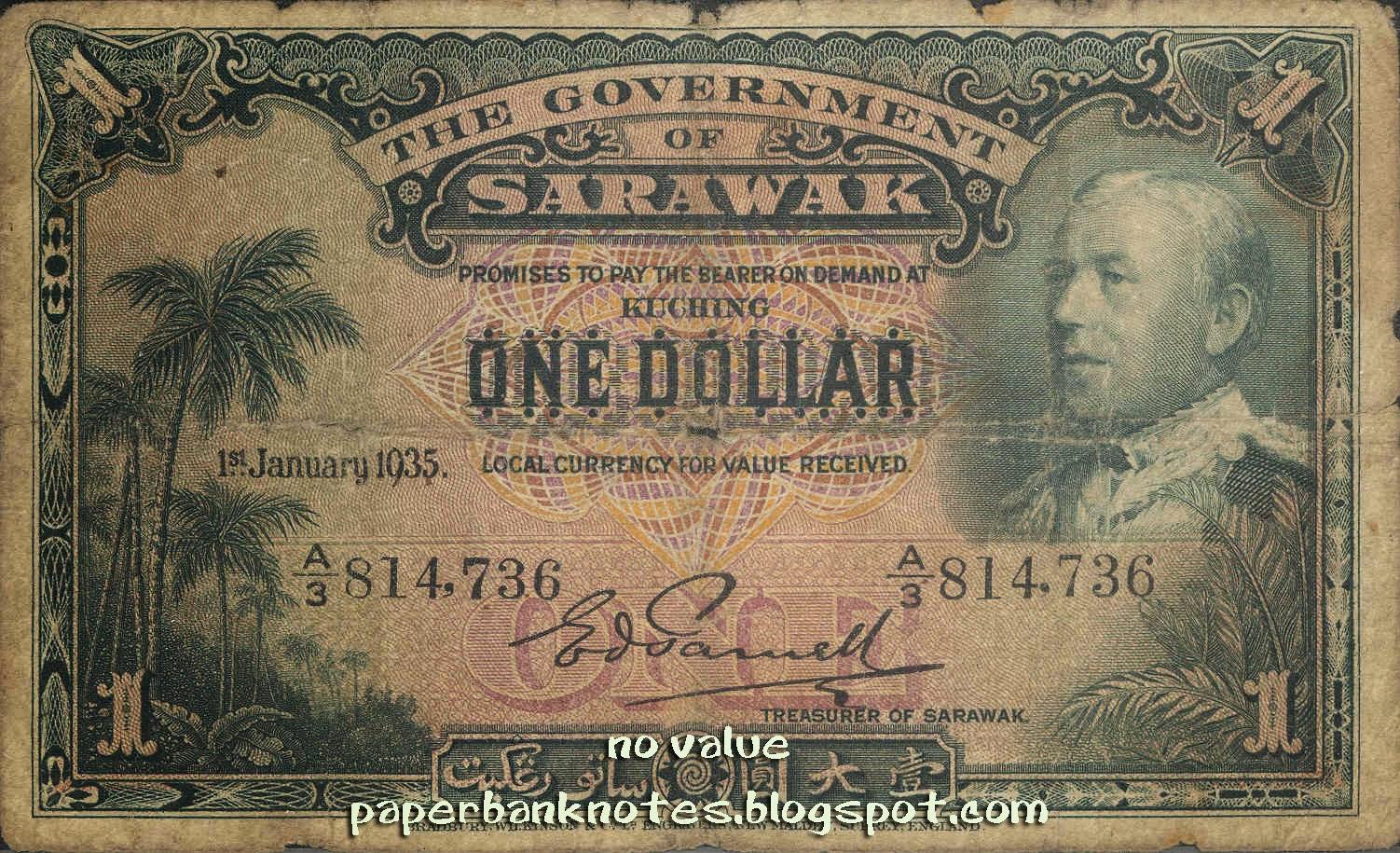 http://seabanknotes.blogspot.com/2014/02/sarawak-1935.html