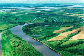 8 Besar Sungai Terpanjang Di Dunia