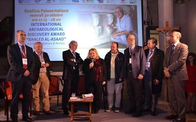Αμφίπολη: Διεθνής διάκριση για την Κατερίνα Περιστέρη
