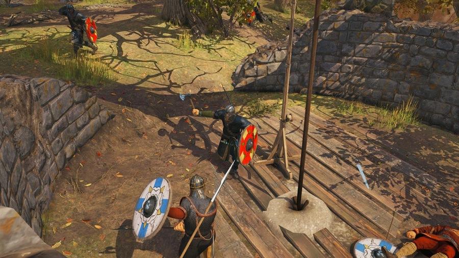 War Of The Vikings screenshot