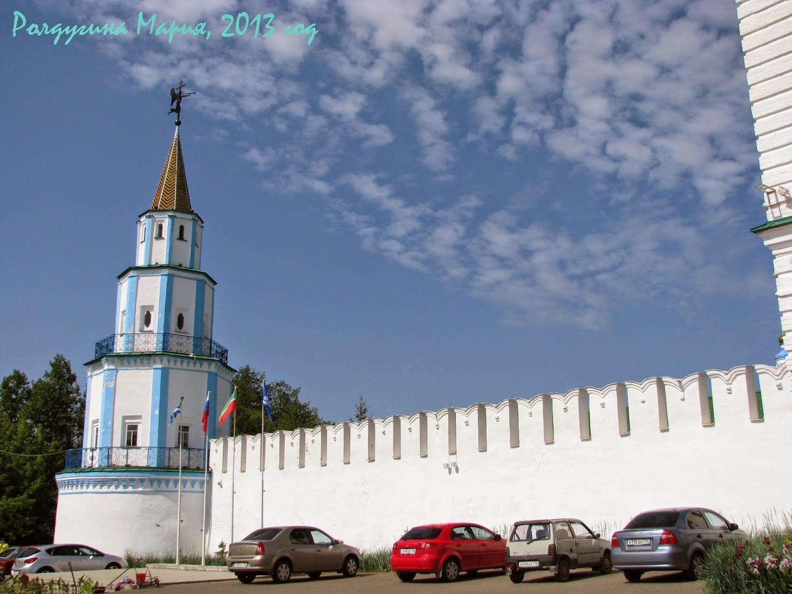 Раифа фото Раифский монастырь