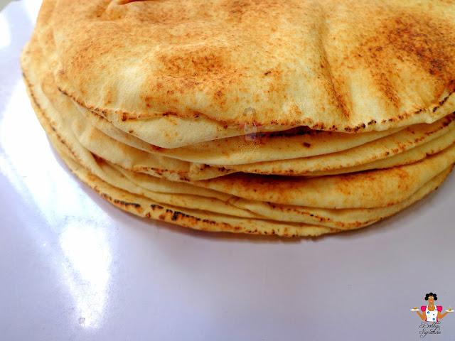 Dobbys signature nigerian food blog i nigerian food recipes i homemade shawarma bread pita bread recipe ccuart Gallery