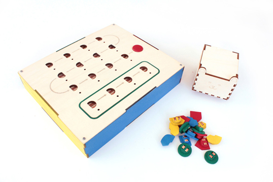 遊びながら学ぶプログラミングの教材