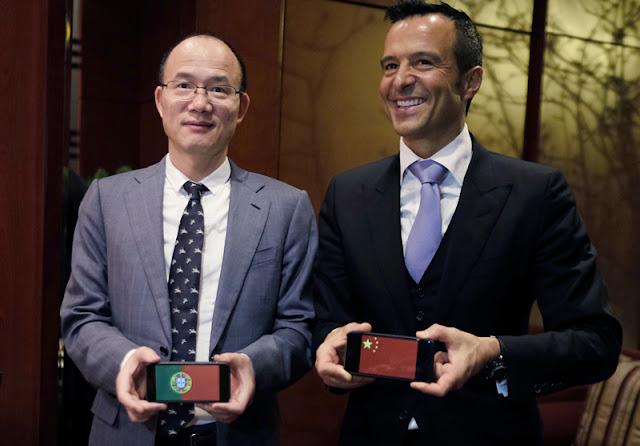Jorge Mendes se lanza a la conquista de China