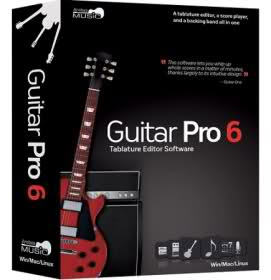 Guitar Pro 6.1 jUent