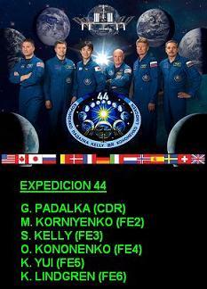 Expedición 44